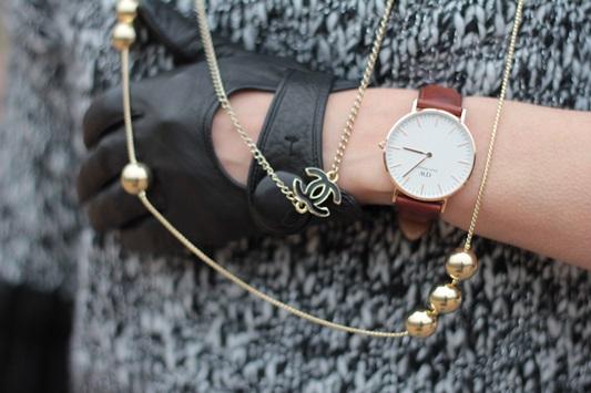 Fashion blogger, Fashion blog, Maggie Dallospedale fashion diary, fashion outfit, Knitted Dress, 6