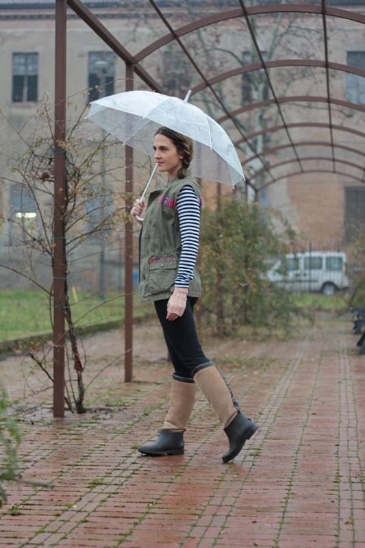 Fashion blogger, Fashion blog, Maggie Dallospedale fashion diary, fashion outfit, Rainy Day Outfit, 3
