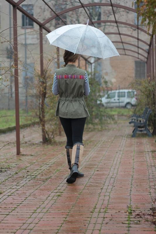 Fashion blogger, Fashion blog, Maggie Dallospedale fashion diary, fashion outfit, Rainy Day Outfit, 6