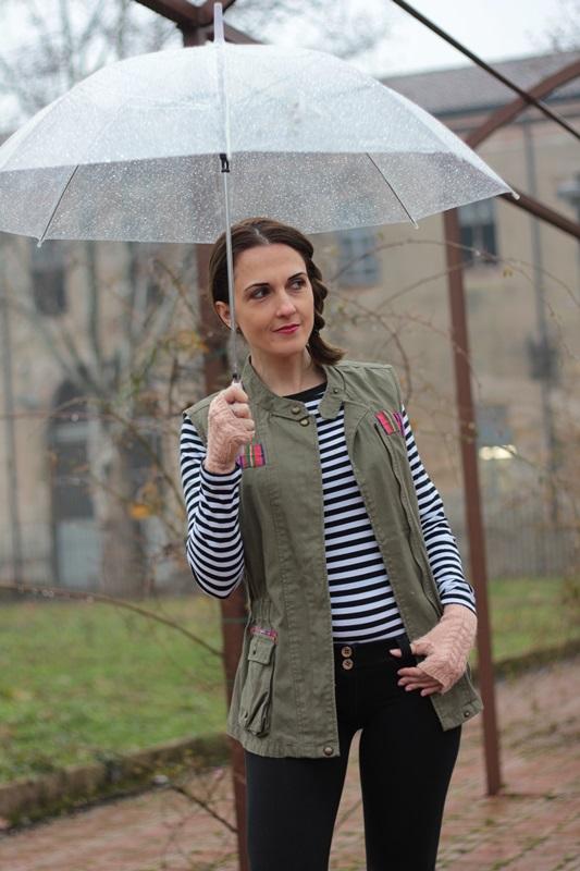 Fashion blogger, Fashion blog, Maggie Dallospedale fashion diary, fashion outfit, Rainy Day Outfit, 7