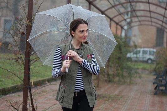 Fashion blogger, Fashion blog, Maggie Dallospedale fashion diary, fashion outfit, Rainy Day Outfit, 8