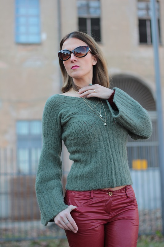 Fashion blogger, Fashion blog, Maggie Dallospedale fashion diary, fashion outfit, Cypress green outfit, 11