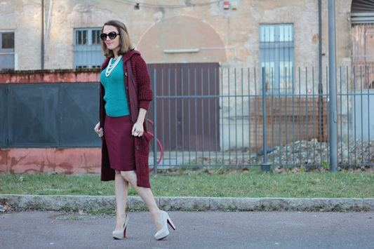Fashion blogger, Fashion blog, Maggie Dallospedale fashion diary, fashion outfit, Fashion Blogger question, Burgundy and Marsala, 14