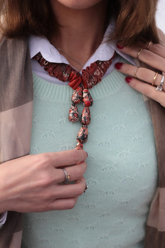Fashion blogger, Fashion blog, Maggie Dallospedale fashion diary, fashion outfit, Fashion Blogger question, Mint Sweater , 7