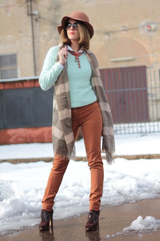 Fashion blogger, Fashion blog, Maggie Dallospedale fashion diary, fashion outfit, Fashion Blogger question, Mint Sweater , 9