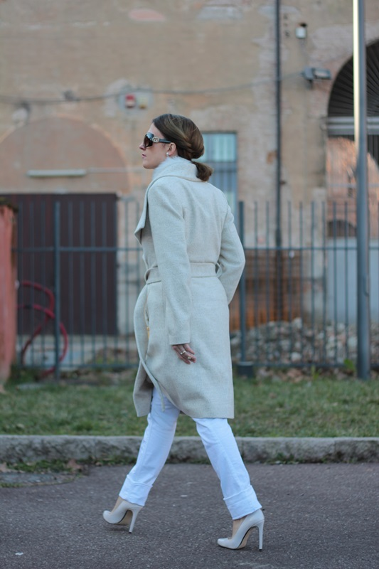 Fashion blogger, Fashion blog, Maggie Dallospedale fashion diary, fashion outfit, Total White Outfit, 11