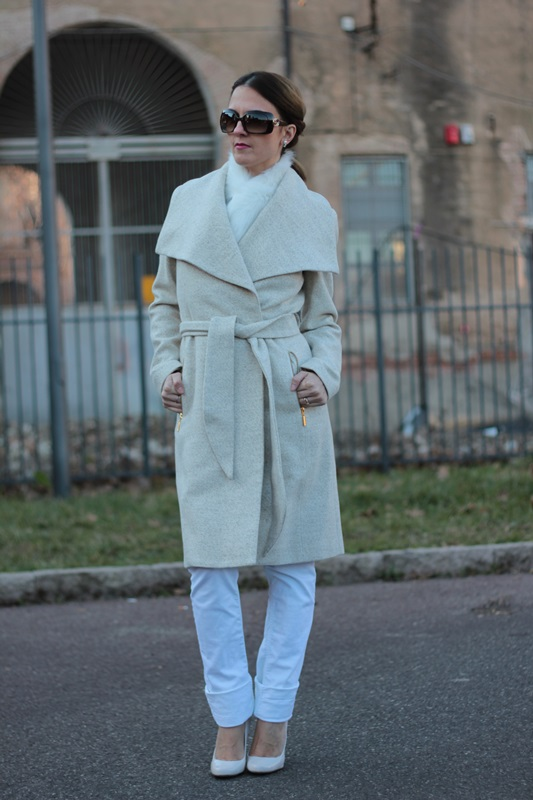 Fashion blogger, Fashion blog, Maggie Dallospedale fashion diary, fashion outfit, Total White Outfit, 2