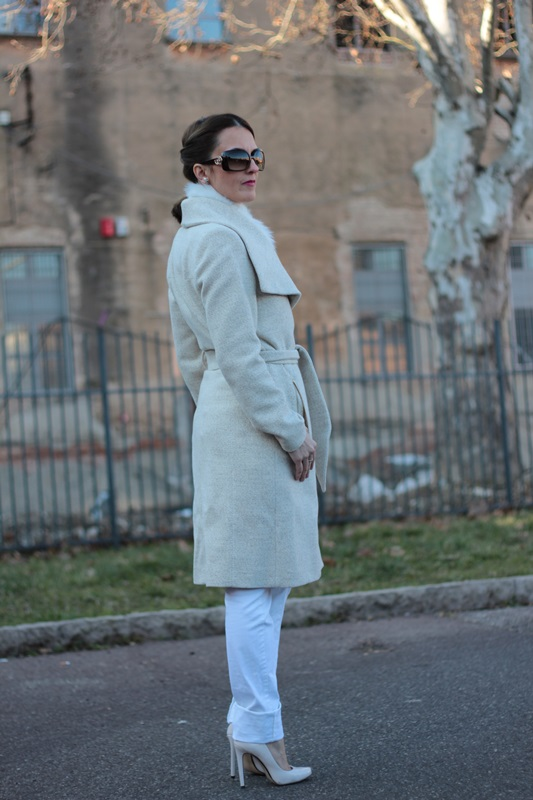 Fashion blogger, Fashion blog, Maggie Dallospedale fashion diary, fashion outfit, Total White Outfit, 6