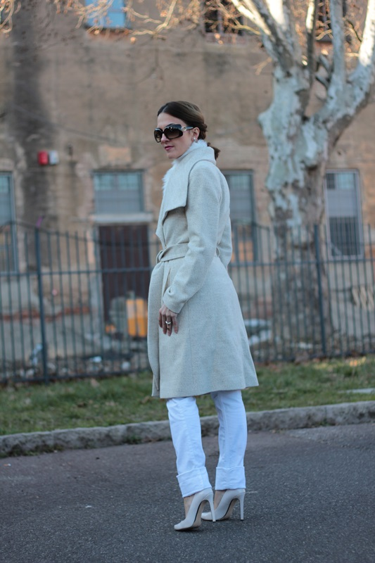 Fashion blogger, Fashion blog, Maggie Dallospedale fashion diary, fashion outfit, Total White Outfit, 7