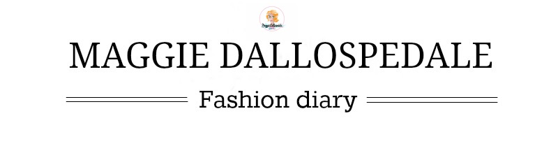 Maggie Dallospedale Fashion diary
