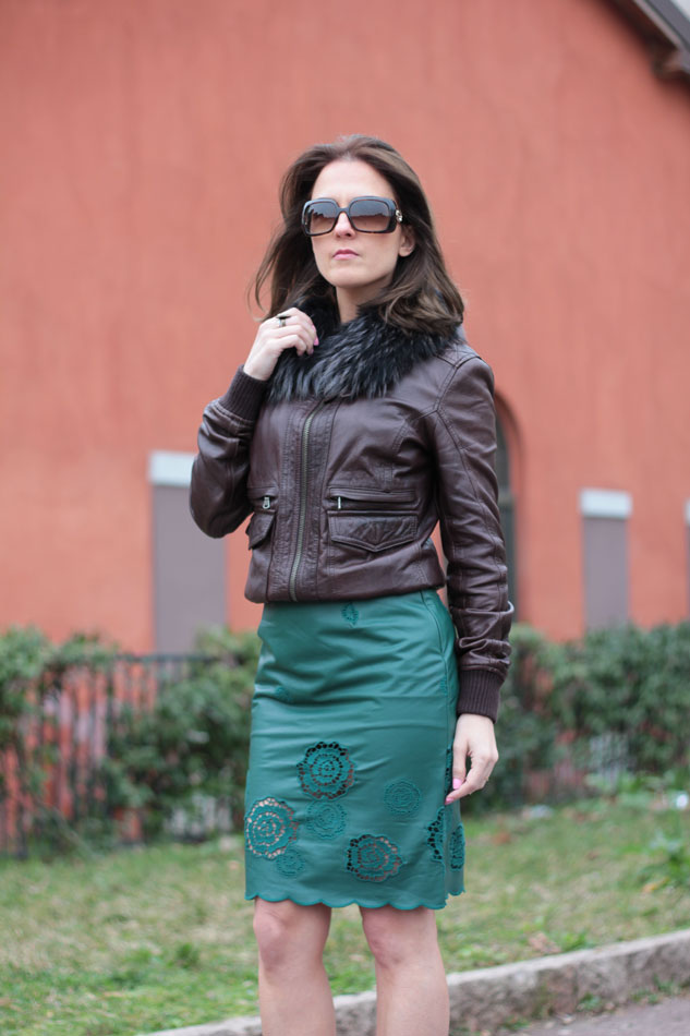 Leather Pleather Transitional,10