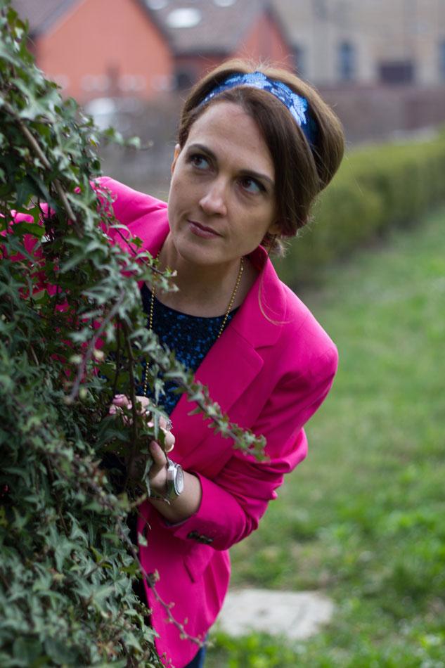 Maggie Dallospedale international fashion blogger