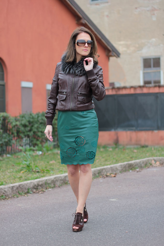 Leather Pleather Transitional,8