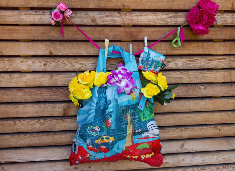 Loqi eco friendly bag