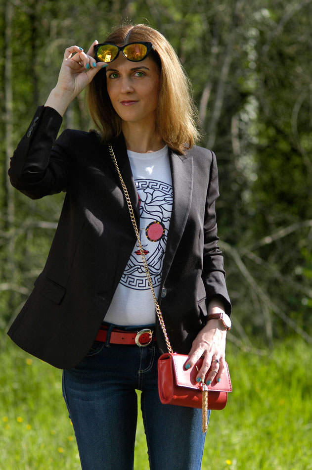 Dress Code tee for a casual chic style, 1 (1)