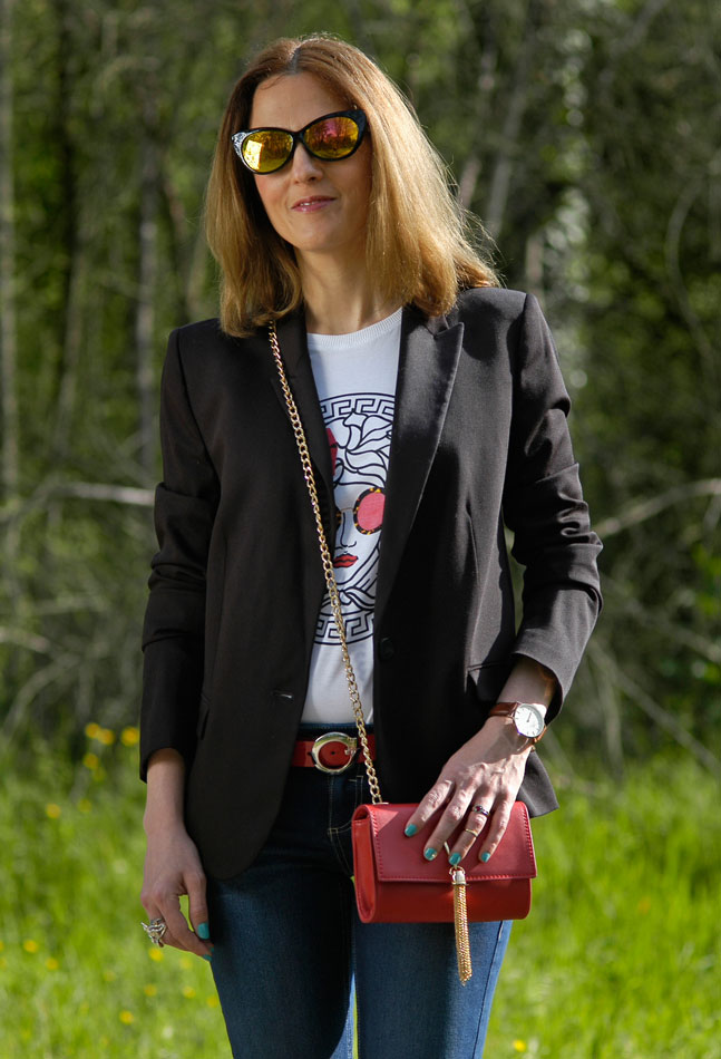 Dress Code tee for a casual chic style, 1 (7)