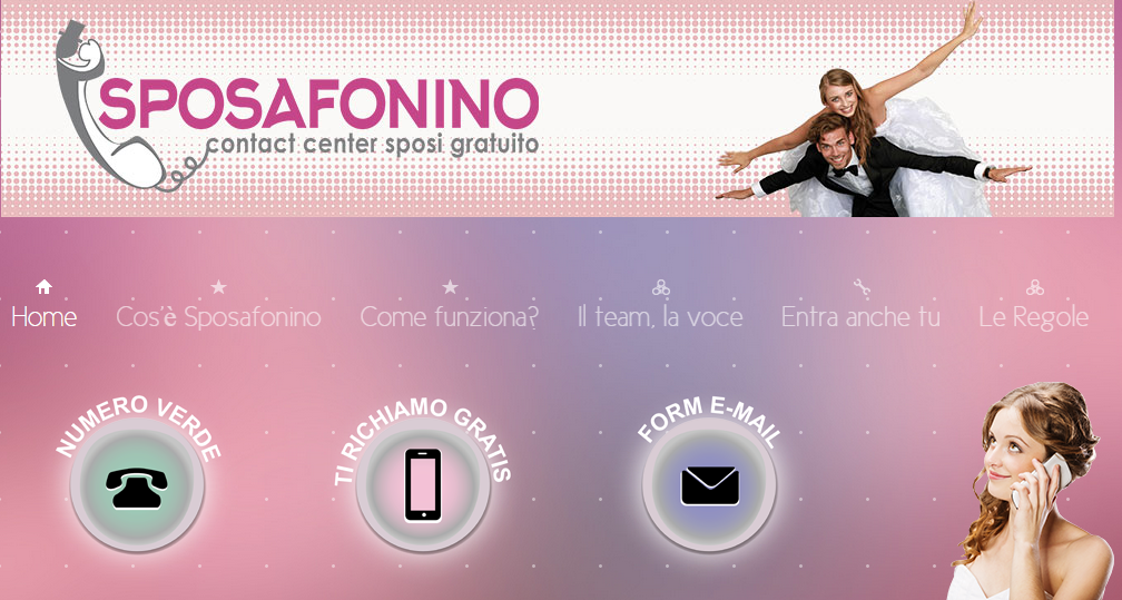 Sposafonino it call center