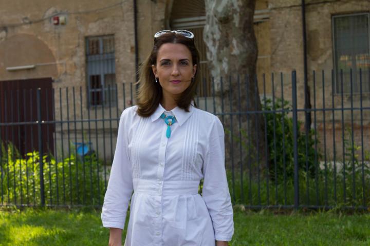 Shirt Dress and Platform Sandals spring outfit