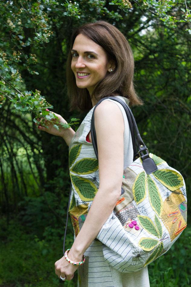 Botanic Chic - Dress and Bag