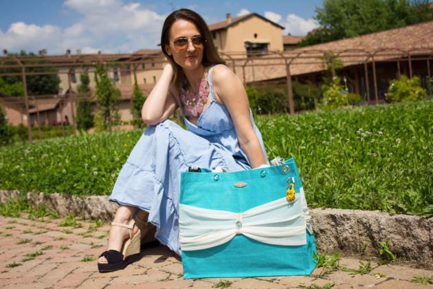 Fashion Antifurto Bag (tenere al sicuro gli oggetti personali)