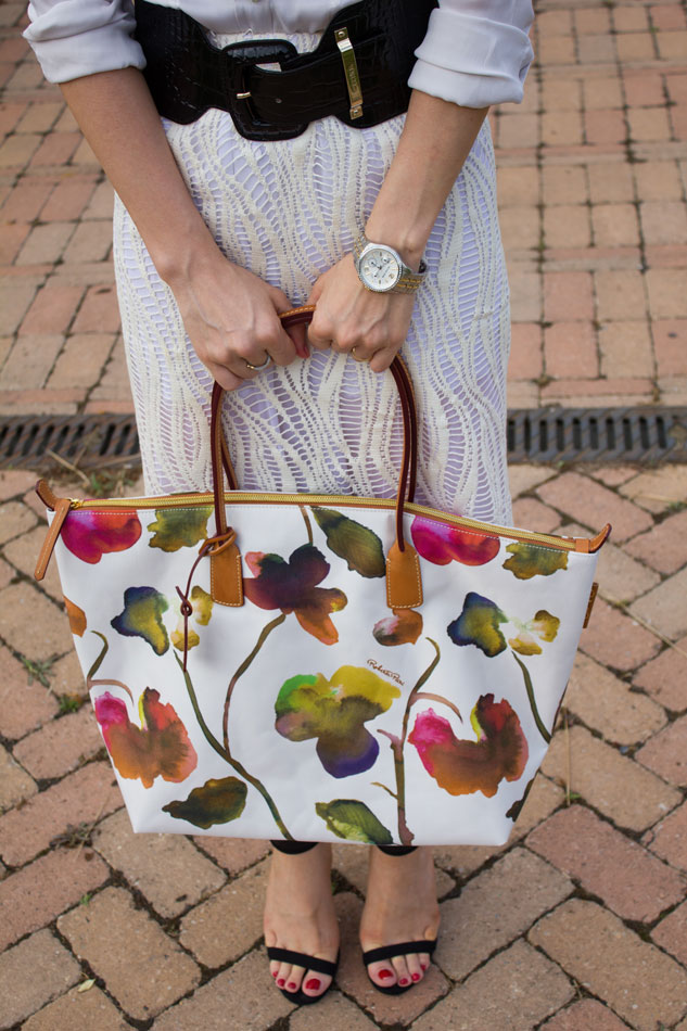Flower tote bag is my new summer essential 8