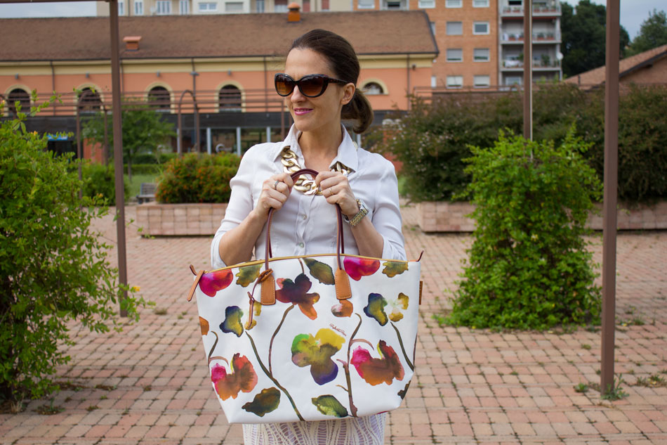 Flower tote bag is my new summer essential 9