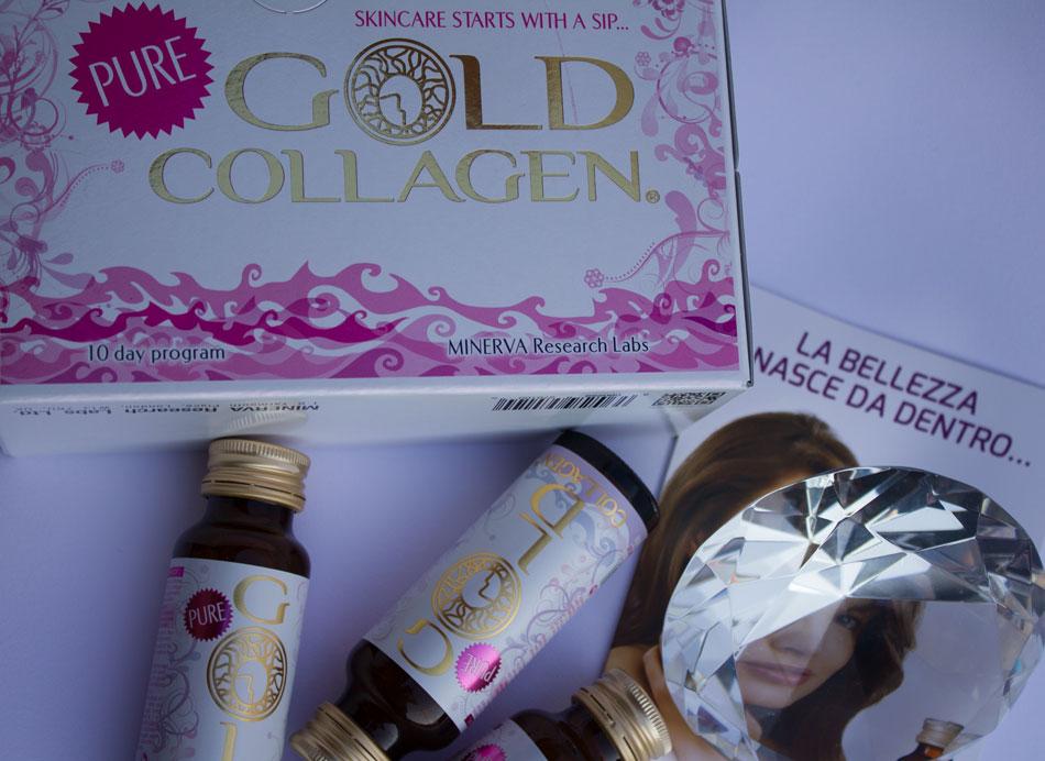 Pelle giovane grazie a Pure Gold Collagen, 3