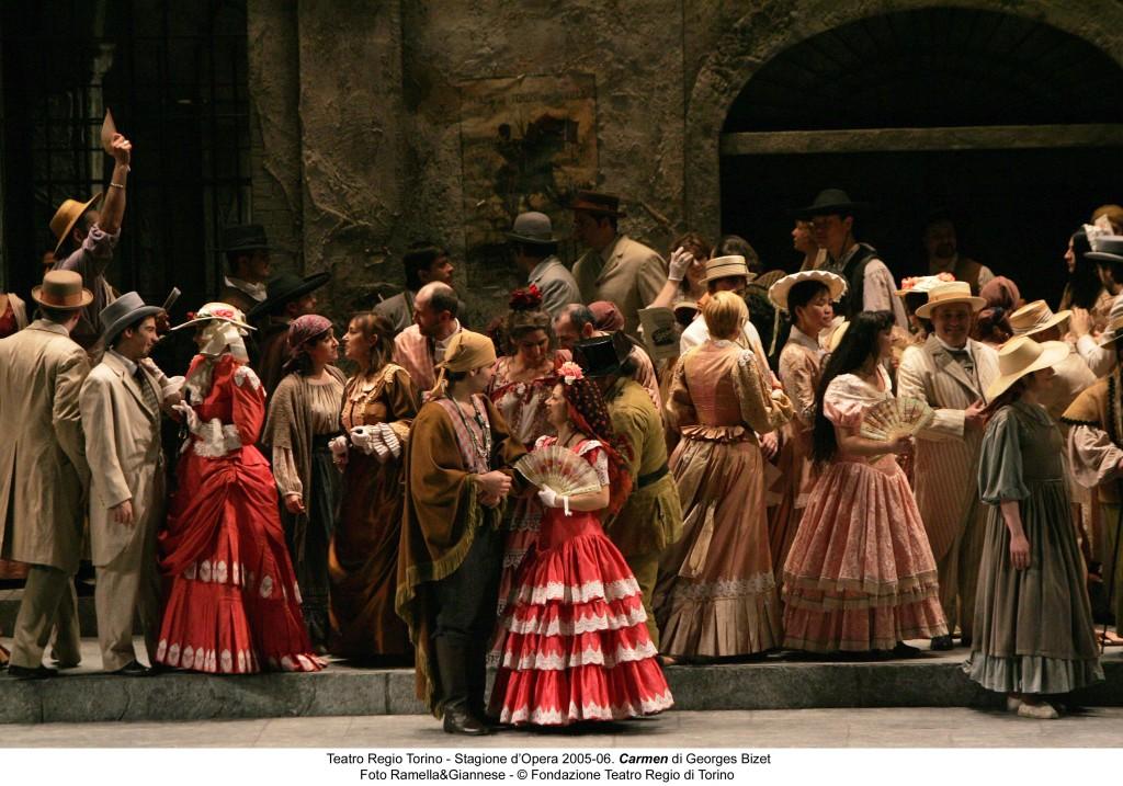 Torino Classical Music Festival Carmen