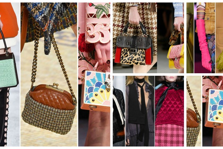 Accessories trends autumn winter
