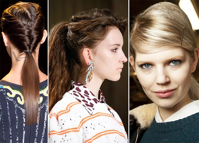 Fall winter hair trends (le tendenze per un perfetto Hairstyle)9
