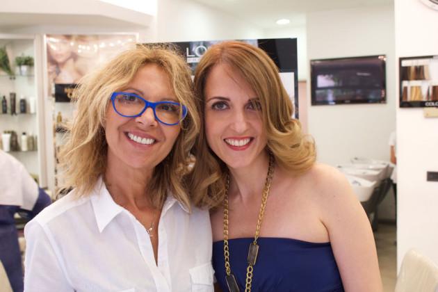 Esperienza sensoriale grazie a L'Oréal e Igrant parruchieri