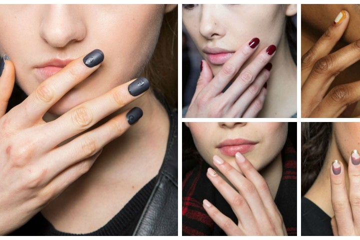 Nails trends smalti di tendenza (fall/winter)