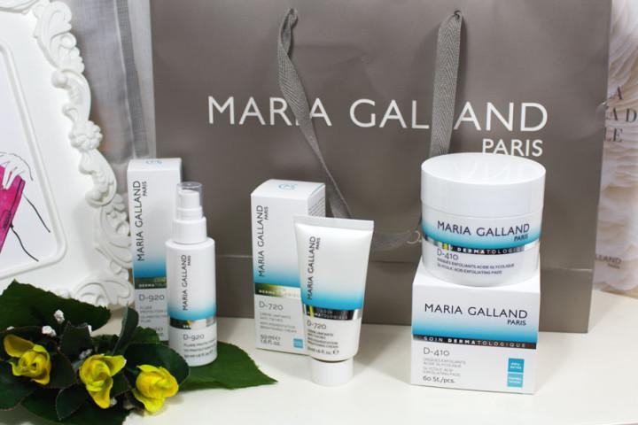 Pelle pura, Maria Galland