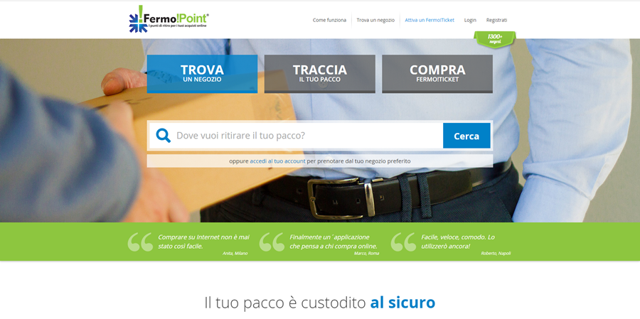 Happy Shopping online con Fermo!Point (news)