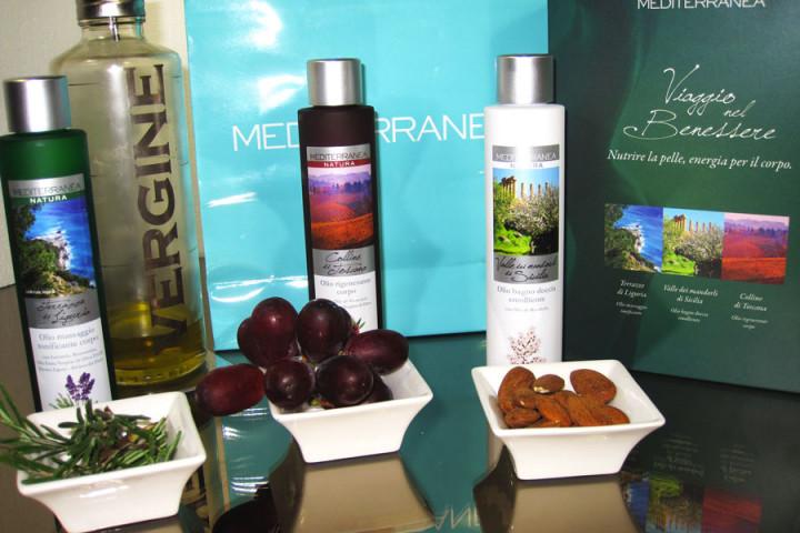 Trattamenti Mediterranea e il viaggio nel benessere