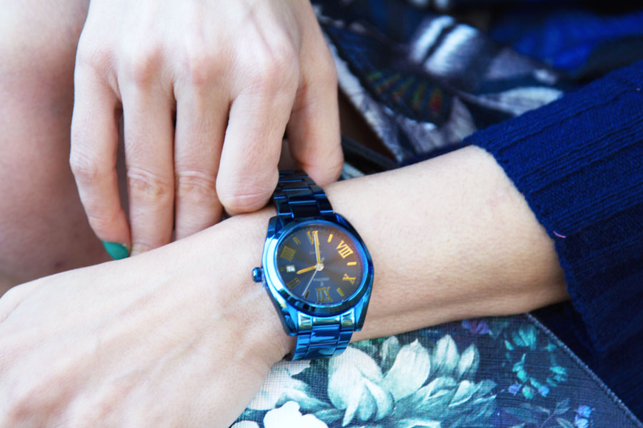 Festina-blue-Watch
