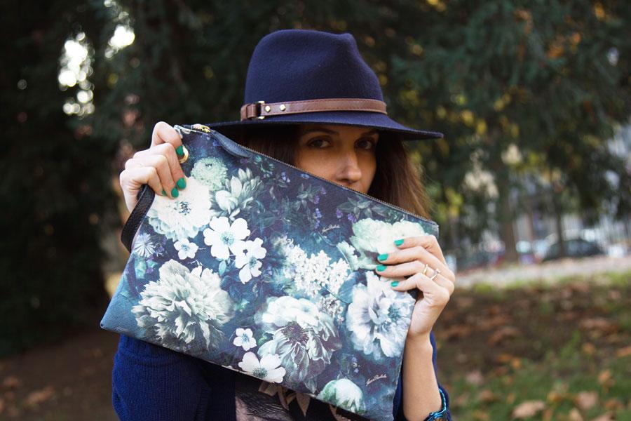 Rachele-flower-blue-bag