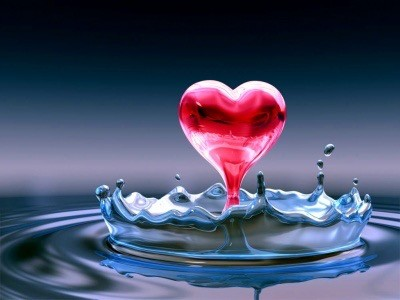 Love Drops for Heart...