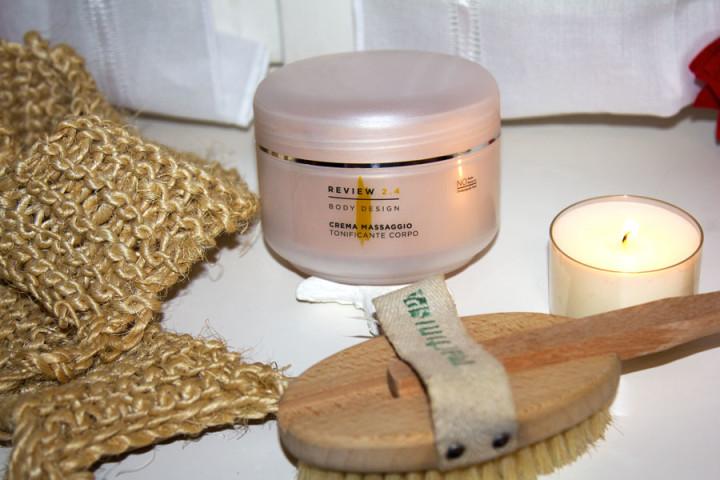 Crema Massaggio Tonificante Corpo (OM Beauty)