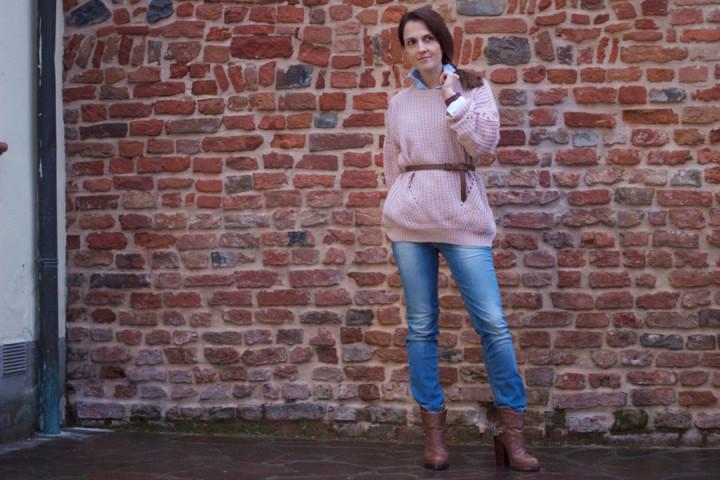 Casual Winter Outfit per un look non impegnativo