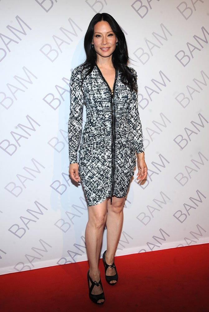 NEW YORK, NY - JUNE 04: Actress Lucy Liu attends 2013 BAM Ignite Gala at Skylight Modern on June 4, 2013 in New York City. (Photo by Brad Barket/Getty Images)