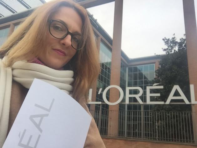 Sharing Beauty with all (un'altro impegno lodevole di L'Oréal)