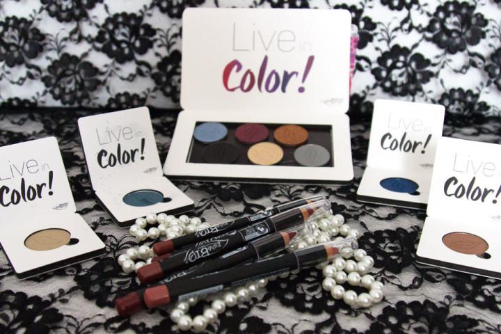 LiveInColor with puroBio Cosmetics (ombretti: due nuove tonalità)