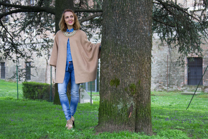 Spring Coat? camel of course (trend of the season)