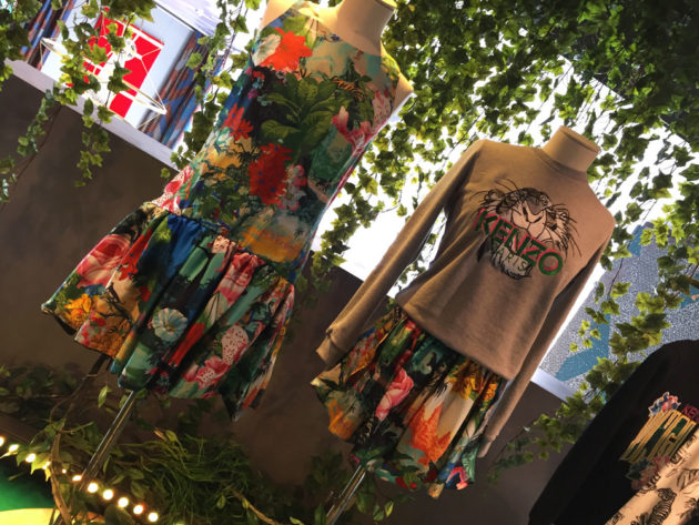Kenzo Capsule collection