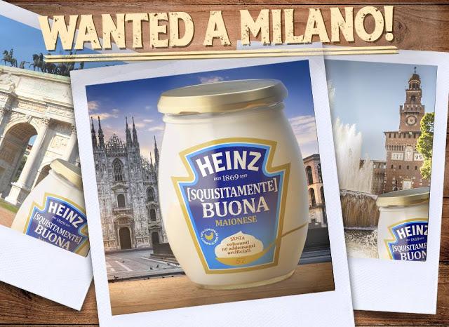 Squisitamente buona Heinz Maionese