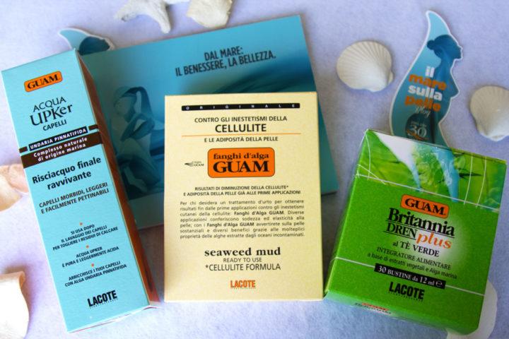 Guam fanghi d'alga, beauty blog