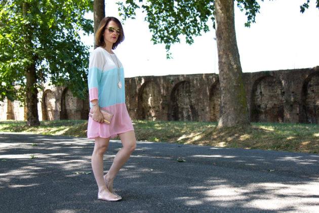 Ballerine e accessori per un summer bon ton outfit, Maggie Dallospedale, Fashion Blogger,