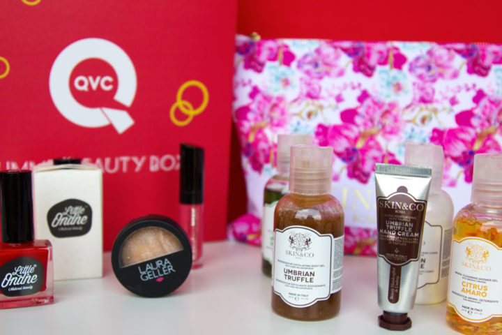 Summer Box by QVC Italia vi accompagna in questa estate
