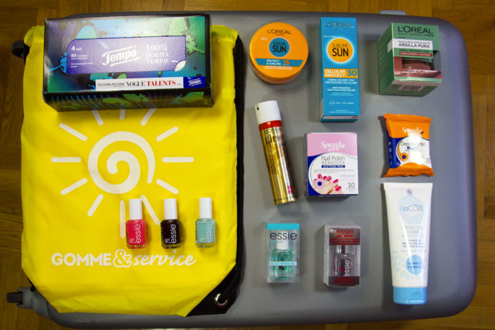 Bloggersummerbox2016 per un'estate divertente, colorata e sicura